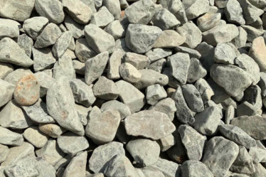 40 60mm Tumbled Basalt