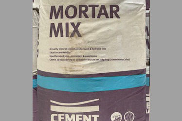 Mortar Mix Thumb